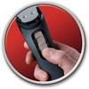 product in gebruik HC7130 ProPower Titanium