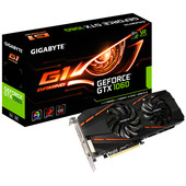 Gigabyte GeForce GTX 1060 G1 Gaming 3G Rev 2.0
