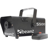 Beamz S500 Rookmachine incl. vloeistof