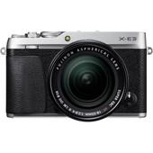 Fujifilm X-E3 Zilver + 18-55mm R LM OIS