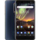 Nokia 6 (2018) 64 GB Blauw