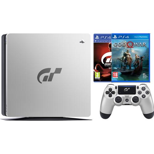 Sony PlayStation 4 Slim 1 TB GT Sport Limited Edition