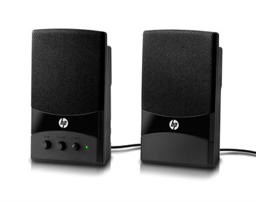 HP USB 2.0 Multimedia 2.0 Speakersysteem