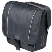 Basil Sport Design Commuter 18L Zwart/Blauw
