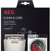 AEG vaatwasser en wasmachine reiniger