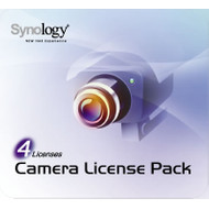 Synology Camera Licentie 4 Pack