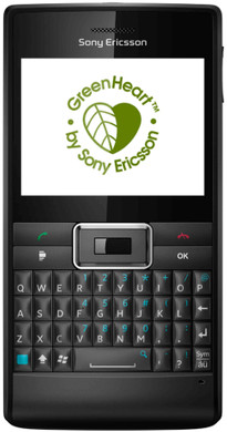 Sony Ericsson Aspen M1i Iconic Black AZERTY