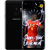 Samsung Galaxy S9 Zwart 64GB Red Devils Pack