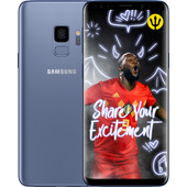 Samsung Galaxy S9 Blauw 64GB Red Devils Pack
