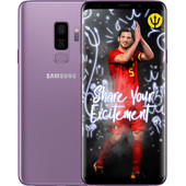 Samsung Galaxy S9 Plus Paars 64GB Red Devils Pack