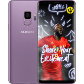 Samsung Galaxy S9 Paars 64GB Red Devils Pack