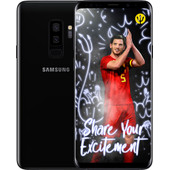 Samsung Galaxy S9 Plus Zwart 64GB Red Devils Pack