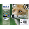 Epson T1285 4 Color Multipack - 1
