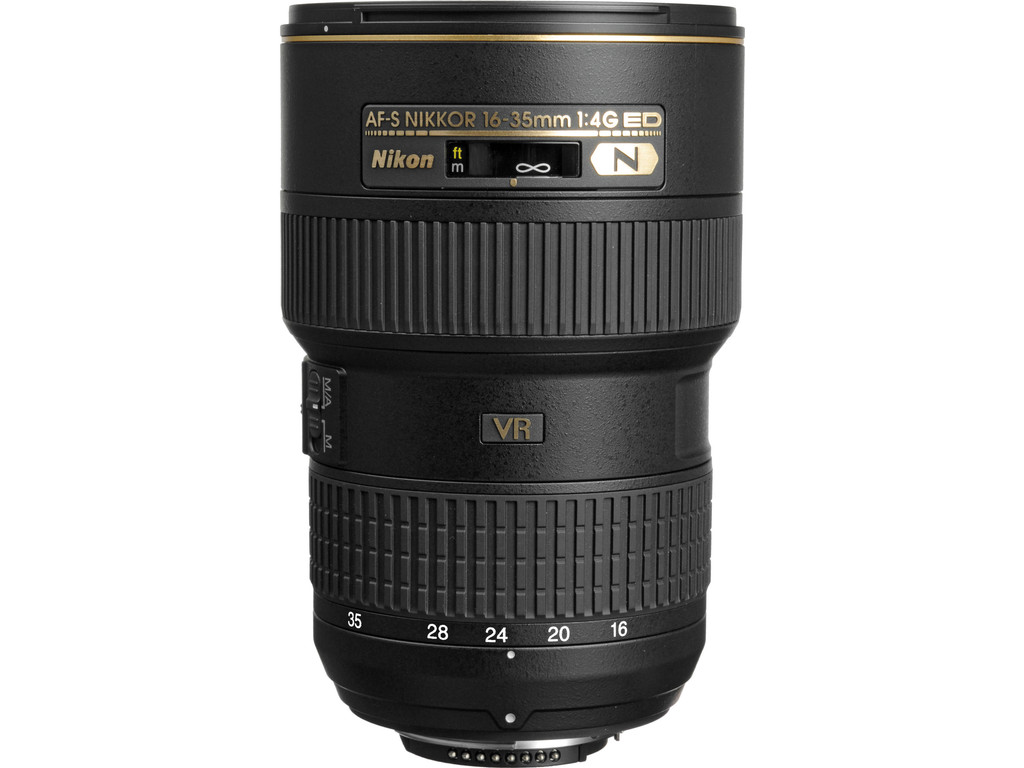 Nikon AF-S 16-35mm f/4G ED VR