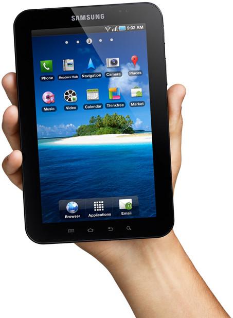 Samsung Galaxy Tab 7.0 Wifi + 3G White