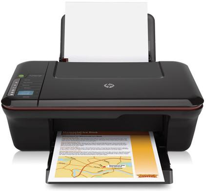 hp deskjet 2655 all in one printer manual
