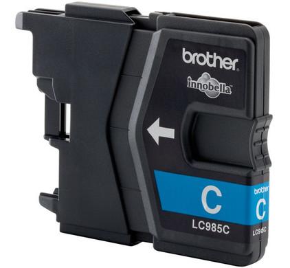 Brother LC-985C (Blauw)
