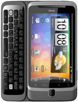 HTC Desire Z QWERTY