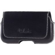 Valenta Leather Case Durban Black L