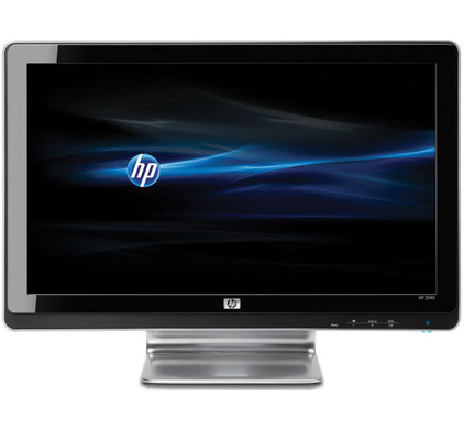 "2 x HP 27"" 2710m Monitor"