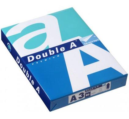 double a paper a3 papier wit 80g m2 500 vellen 5x. Black Bedroom Furniture Sets. Home Design Ideas