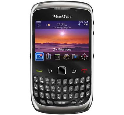 BlackBerry Curve 3G 9300 Vodafone Prepaid