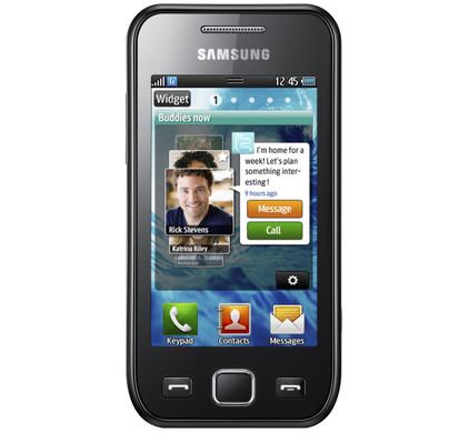 Samsung S5250 Wave Black Hi Prepaid