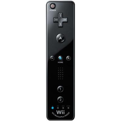 Wii-afstandsbediening Plus Zwart