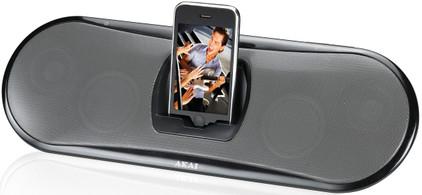 Akai ASB4I iPod/iPhone Speakerdock