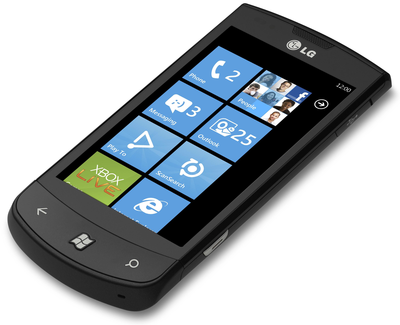 LG Optimus 7.5