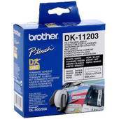 Brother DK-11203 Labels (17 x 87 mm) 1 Rol