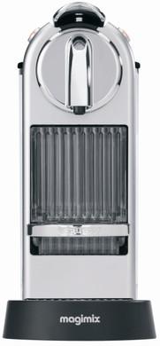 magimix citiz m190 zilver nespresso coolblue. Black Bedroom Furniture Sets. Home Design Ideas