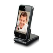 Dexim P-Flip Desktop Stand & Emergency Charger iPhone 4 / 4S
