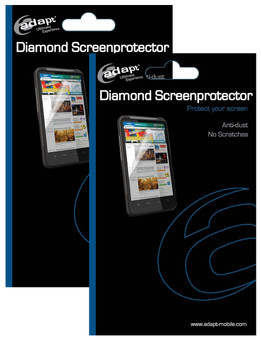 Adapt Screenprotector BlackBerry Torch 9860 Duo Pack