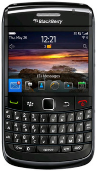 BlackBerry Bold 9780 Black QWERTY