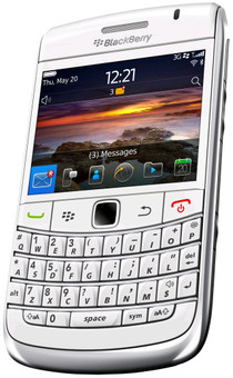 BlackBerry Bold 9780 White QWERTY