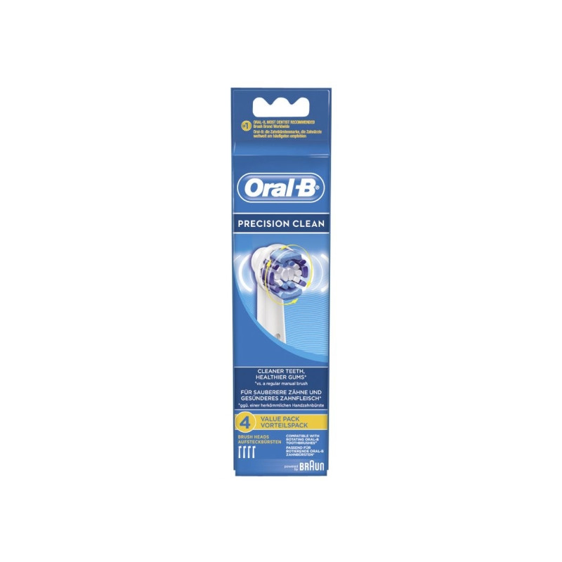 Oral-b Precision Clean Eb20 4st.
