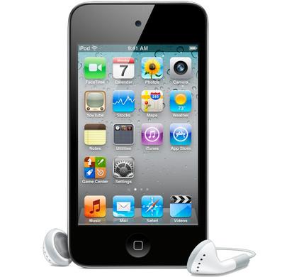 Apple iPod Touch 8 GB Zwart (4G)