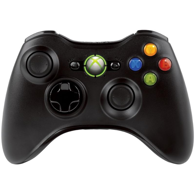 Microsoft Xbox 360 Wireless Controller vandaag bezorgd