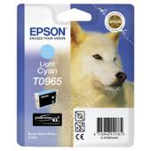 Epson T0965 Light Cyan Ink Cartridge (licht blauw) C13T09654010