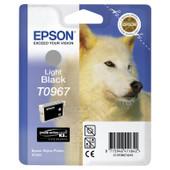 Epson T0967 Light Black Ink Cartridge (licht zwart) C13T09674010