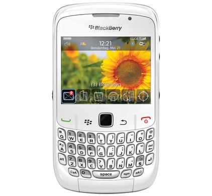 BlackBerry Curve 8520 White T-Mobile Prepaid