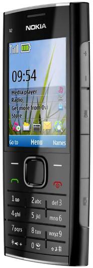 Nokia X2 Black Chrome