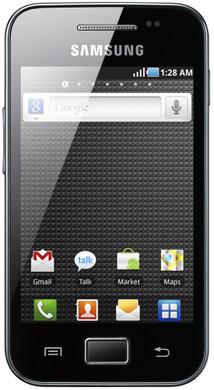 Samsung Galaxy Ace S5830 Onyx Black