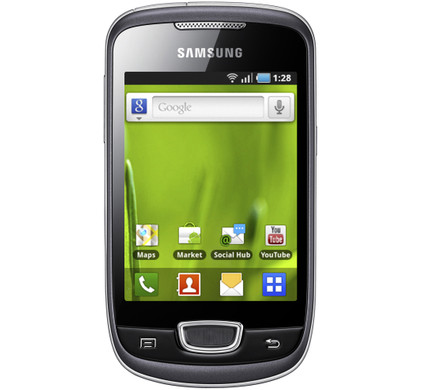 Samsung Galaxy Mini S5570 Steel Grey