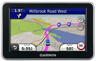 Garmin Nuvi 2340 Smart Traffic + LMU