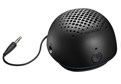 Nokia Mini Speaker MD-11 Black