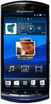 Sony Ericsson Xperia Neo V Blue