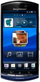 Sony Ericsson Xperia Neo Blue