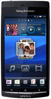Sony Ericsson Xperia Arc Midnight Blue